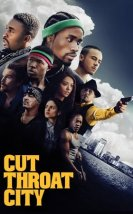 Cut Throat City 2020 Filmi Full