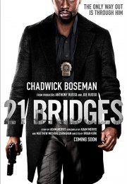 21 Bridges Filmi Full HD Seyret