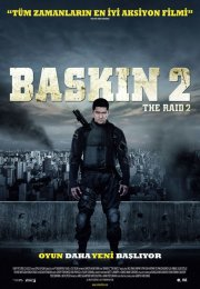 Baskın 2 – The Raid 2: Berandal Filmi Full HD izle